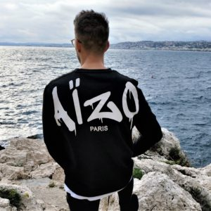 Sweat Aïzo Paris Graff
