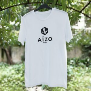 AÏZO PARIS T-SHIRT LOGO
