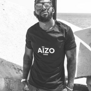 T-Shirt AÏzo Paris Graff