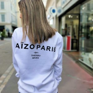 Sweat Aïzo Paris by Thierry Mivek